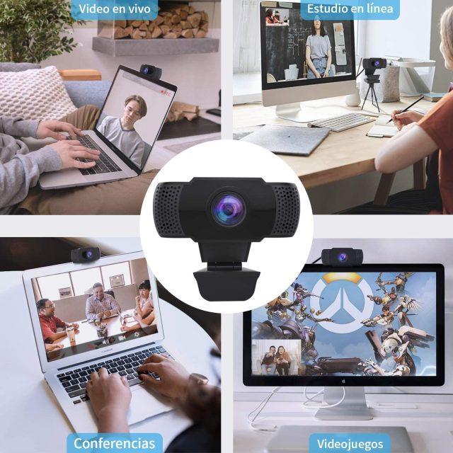 las mejores webcams