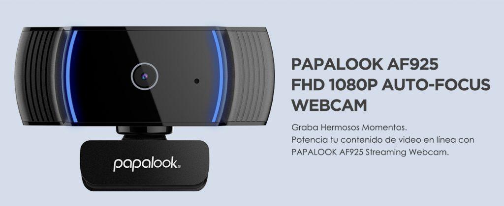 Webcam Papalook AF925