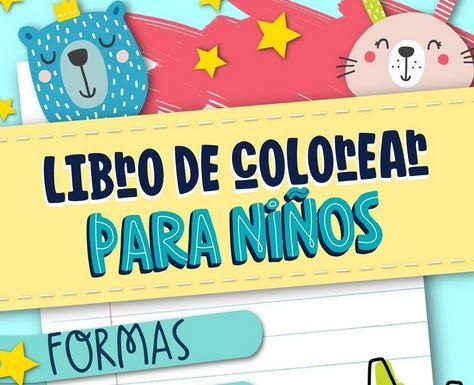 Cuadernos y libros con dibujos para colorear baratos para niños
