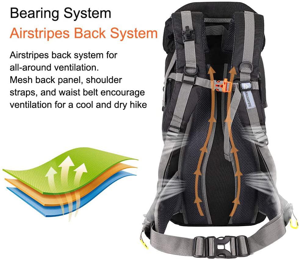 mochilas de acampada skysper