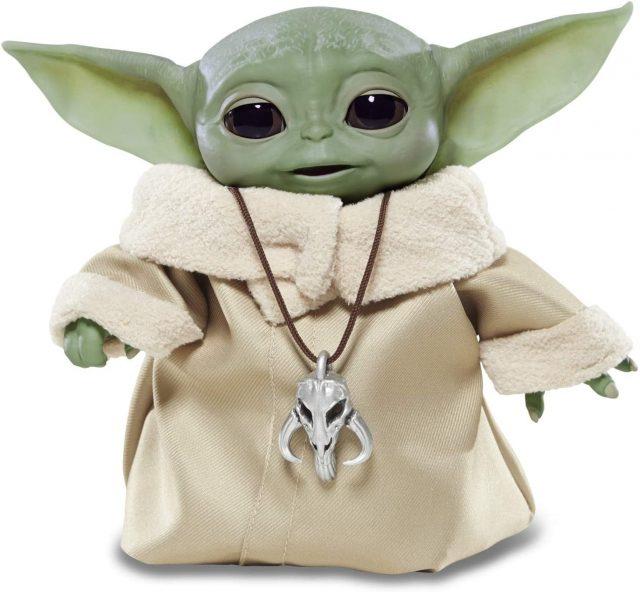 El mejor Muñeco de Baby Yoda con movimiento