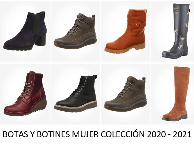 botas y botines para mujer de invierno 2020