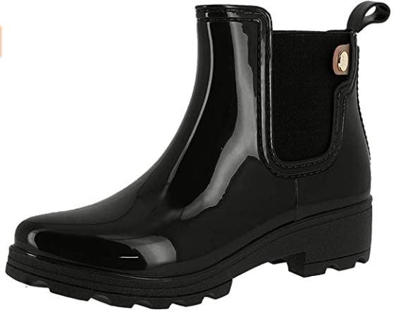 botas de agua gioseppo