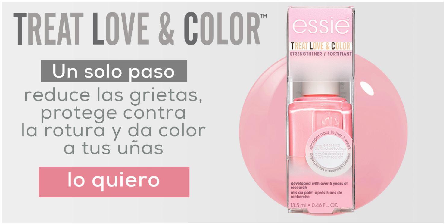 Essie Treat Love & Color esmaltes baratos