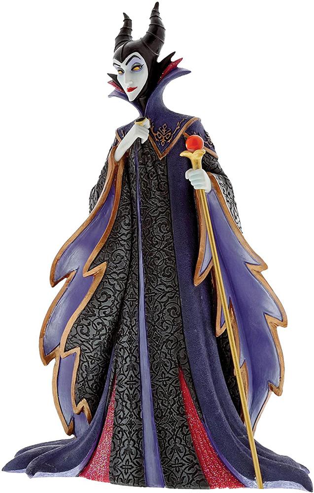 Figura hecha a mano de la bruja Maléfica de Disney