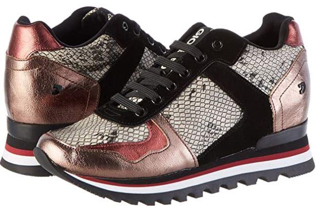 sneakers modelo oulu gioseppo