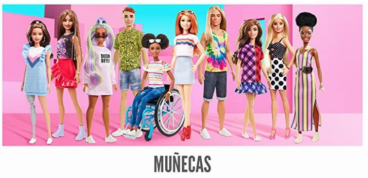 muñecas barbie en oferta