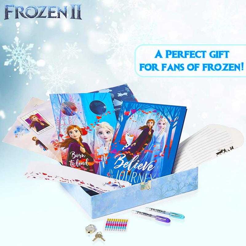 Caja regalo Frozen 2 oficial diario