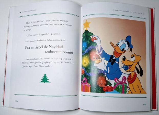 libro cuentos de navidad para regalar