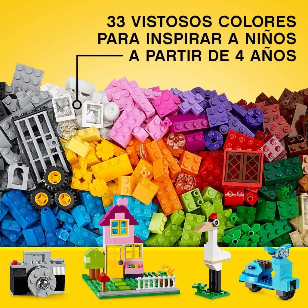 Lego classic bloque de colores
