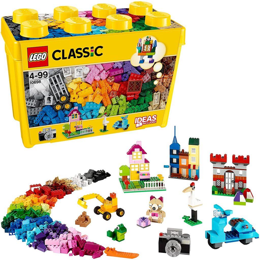 Caja Lego Classic grande 1000 piezas