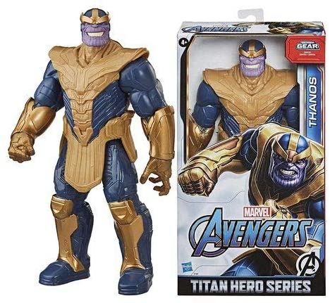 Muñeco de Thanos 30cm Hasbro, figura