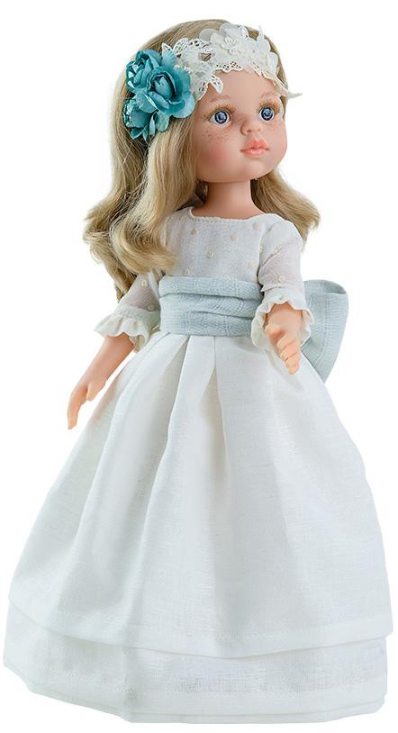 muñeca comunion paola reina