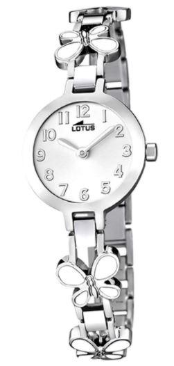 regalo reloj lotus para niña