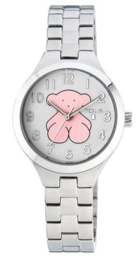 reloj tous comunión para niña