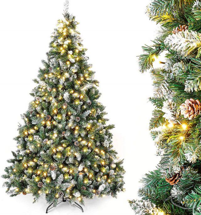 árbol de navidad artificial 2021 en oferta