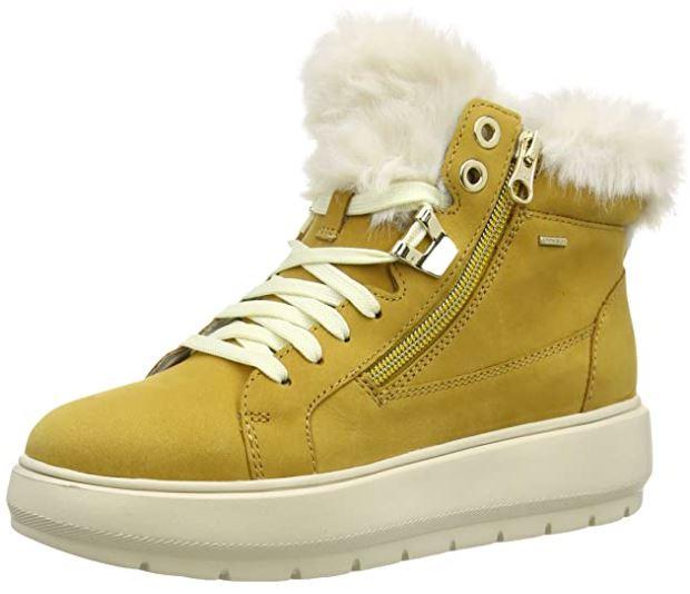 botas de nieve geox