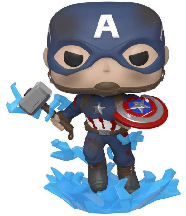 figura capitan america the avengers funko pop