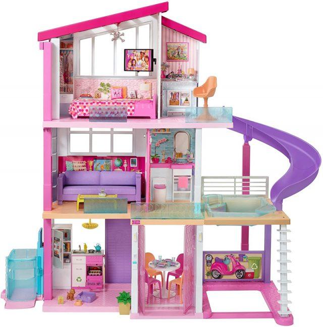 la casa de tus sueños barbie