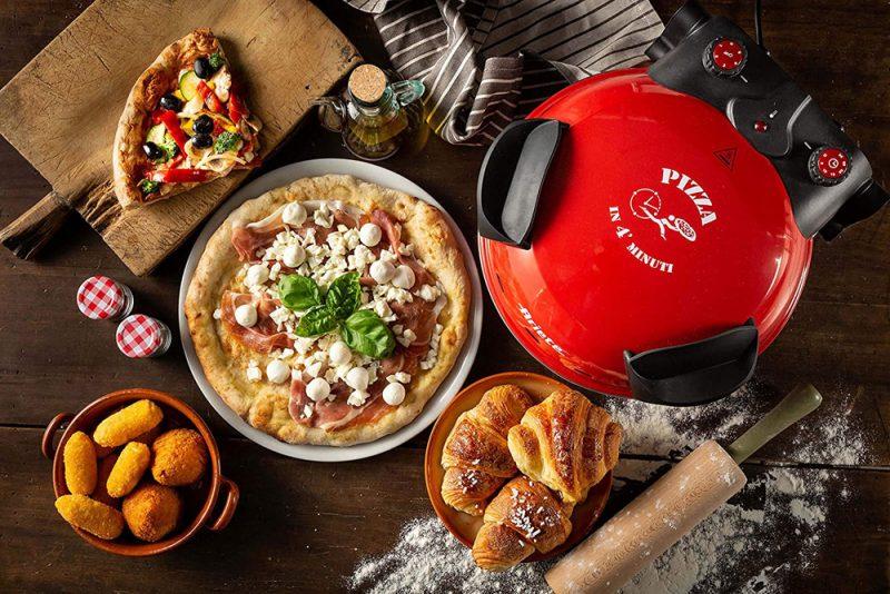 horno eléctrico pizza ariete