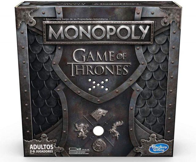 monopoly game of thrones hasbro