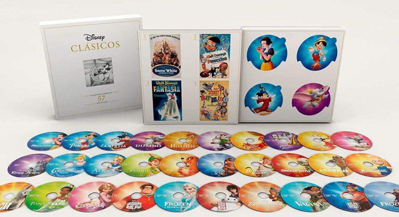 Clásicos Disney películas