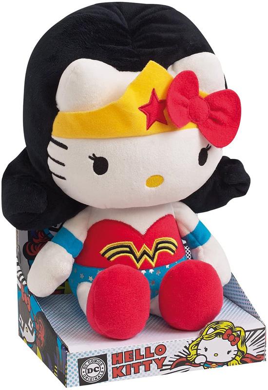 hello kitty wonder woman dc comics
