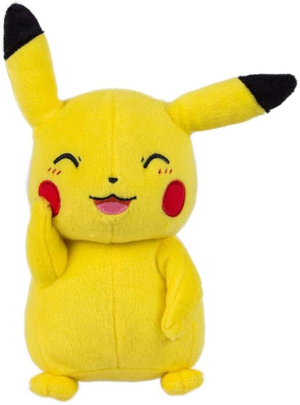 peluche pikachu clasico