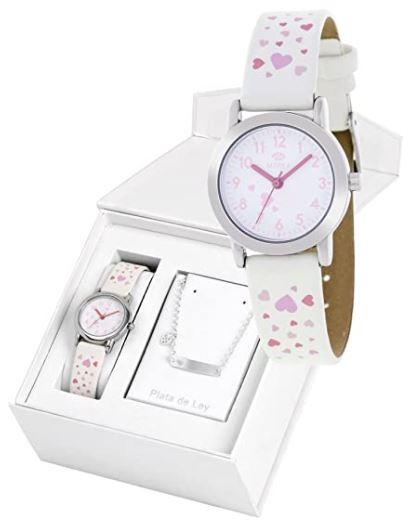 reloj niña comunión marca marea