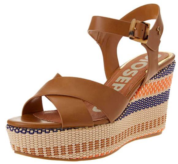 sandalias de cuña gioseppo nueva colección SS21