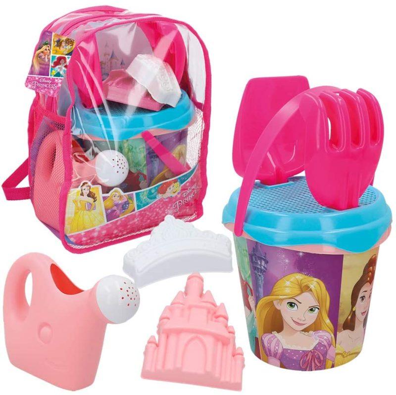 set cubo playa princesas disney