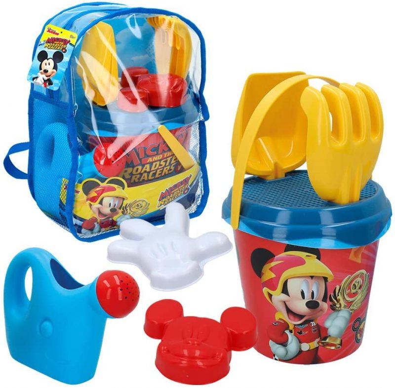 set playa juguetes mickey disney