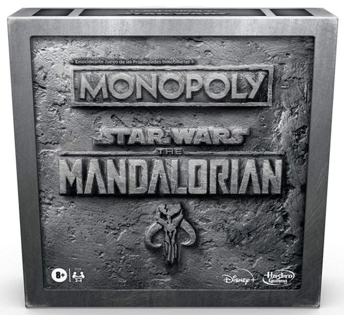 monopoly the mandalorian star wars hasbro
