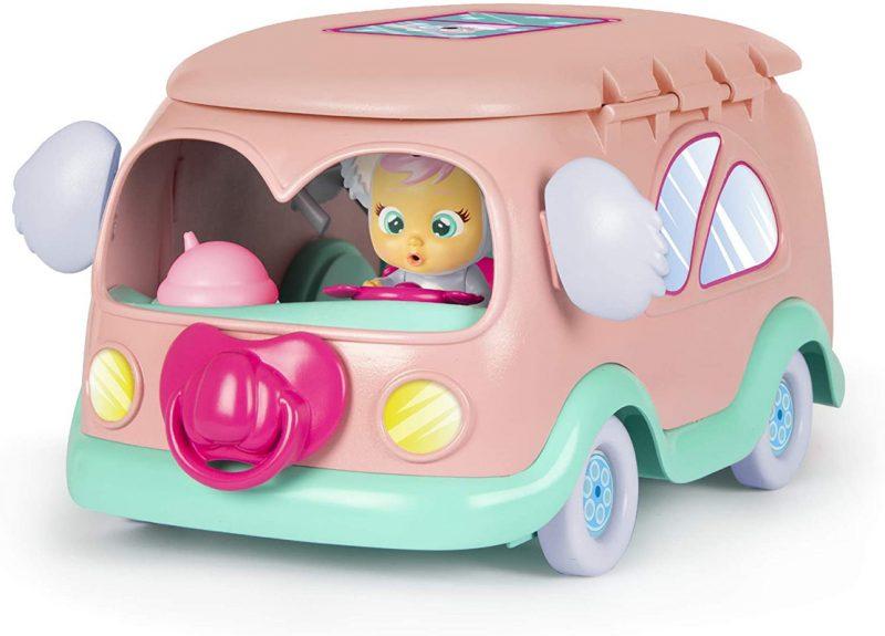 la caravana de koali bebes llorones