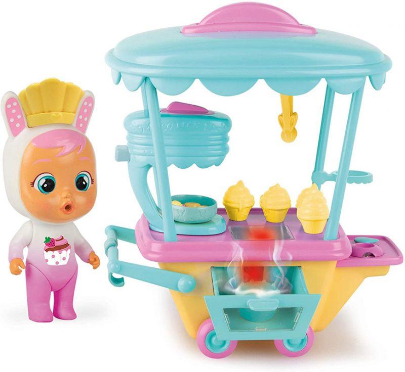carrito de coney bebes llorones