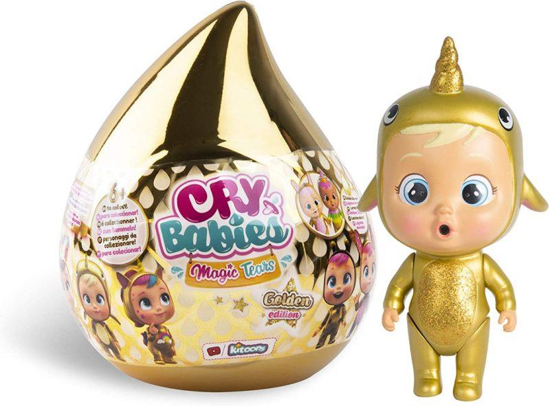 casita dorada bebes llorones magic tears