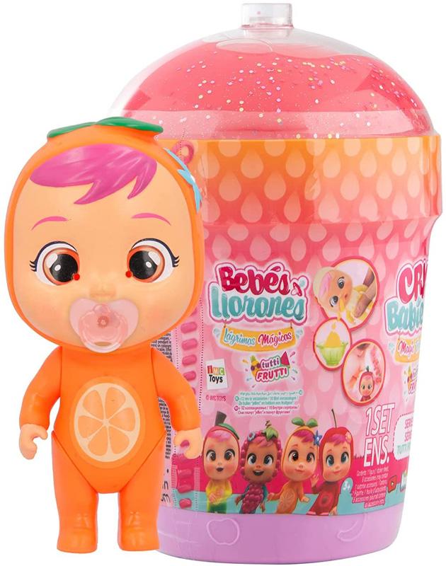 casita tutti frutti mini muñeca