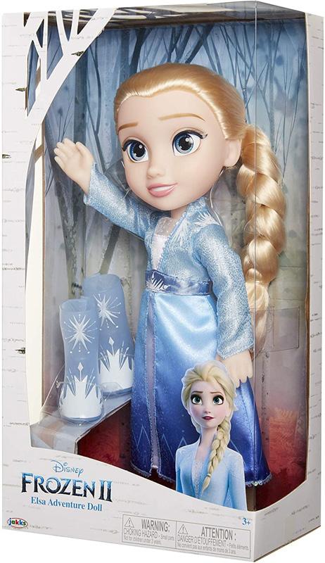 Elsa muñeca 38 cm Frozen 2 disney