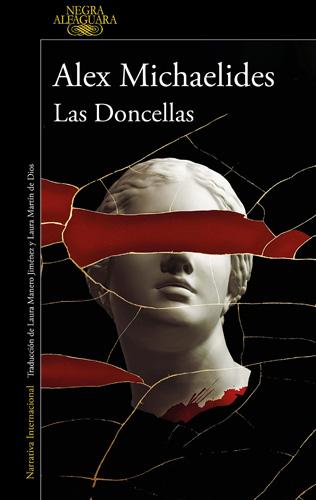 Libro Las Doncellas de Alex Michaelides oferta Amazon