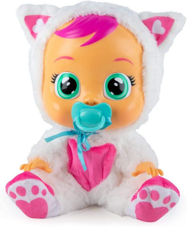daisy bebe llorón