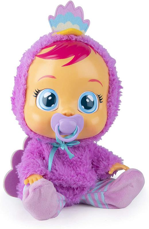 lizzy bebe llorón