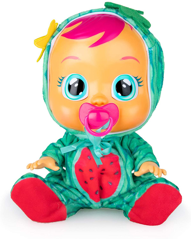 mel bebe lloron tutti frutti