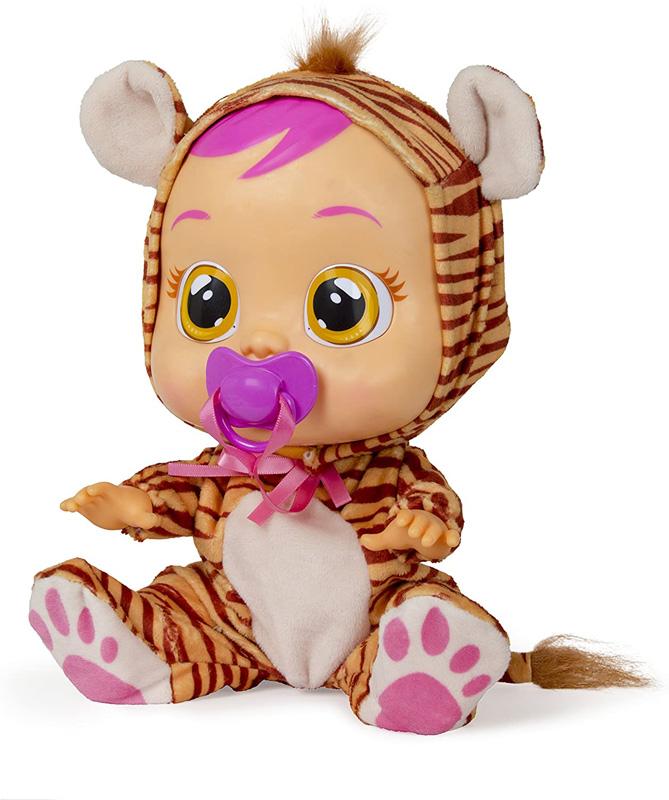 nala bebe llorón