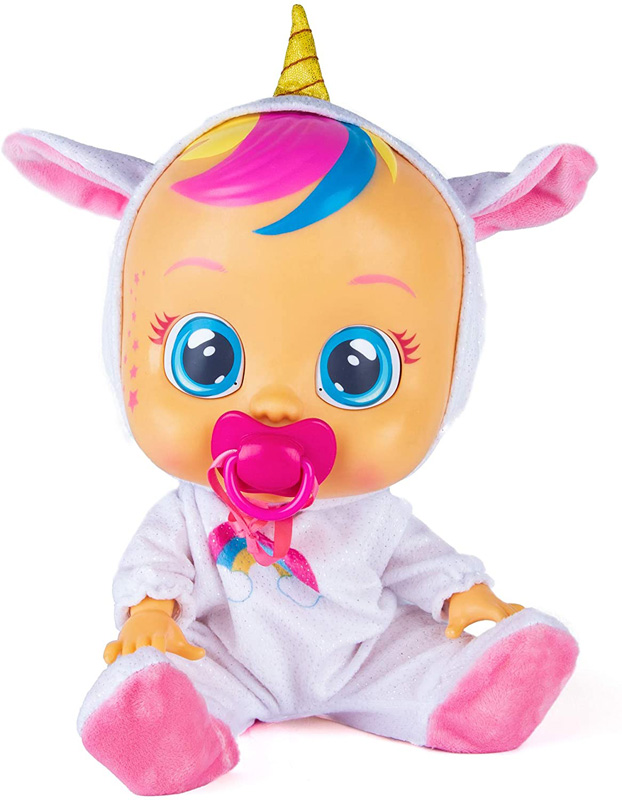 unicornio bebe lloron fantasy