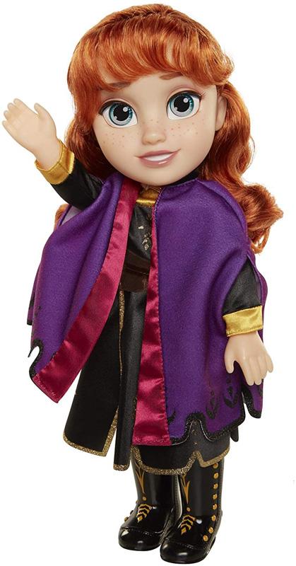 muñeca grande Anna frozen 2 38 cm Disney