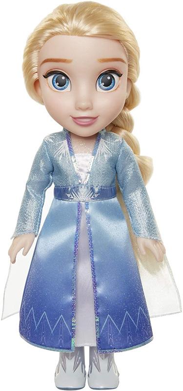muñeca grande Elsa 38 cm Frozen 2 Disney