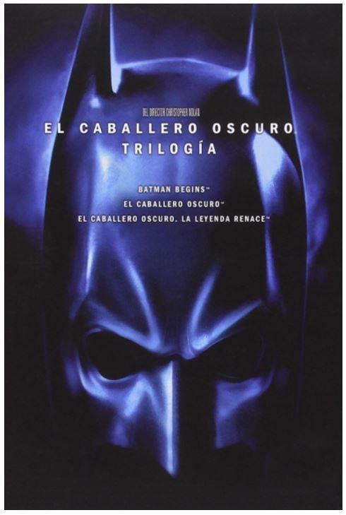 Pack oferta Trilogía Batman Nolan Blu-Ray