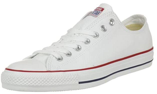 zapatillas converse all star blancas