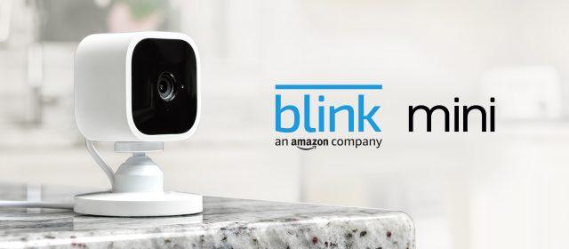 Cámara Wifi de seguridad Blink Mini
